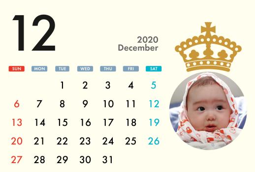 2020年12月用